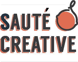 Sauté Creative Brand Acceleration Logo